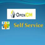 OpenIDM User Self-Service