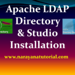 How to install Apache LDAP Directory and Studio