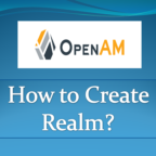 How to create a Realm in OpenAM