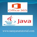 Office365-JavaMailAPI
