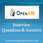 openam interview questions and answers